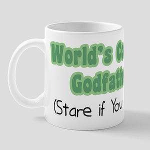 World's Coolest Godfather Mug