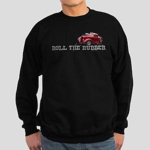Classic 1936 Ford Roll the Ru Sweatshirt (dark)