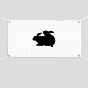 rabbits in love Banner