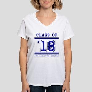 Class 2018 White T-Shirt