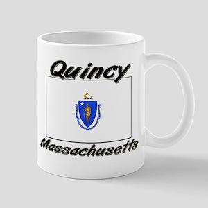 Quincy Massachusetts Mug