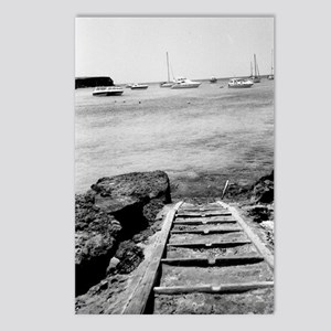 Ibiza Sea Dock Postcards            (Package of 8)