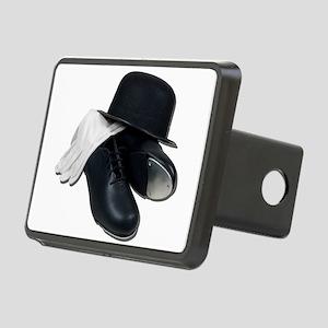 TapShoesBowlerGloves012511 Rectangular Hitch Cover