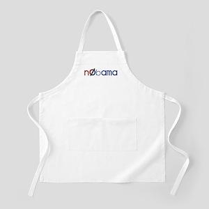 No Obama BBQ Apron