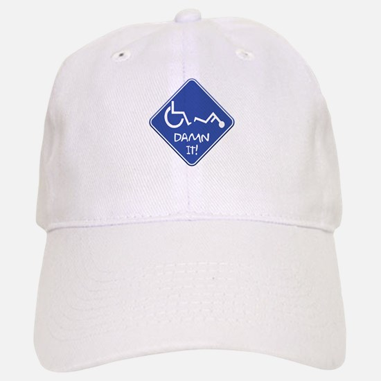 Handi-Trouble Baseball Baseball Cap