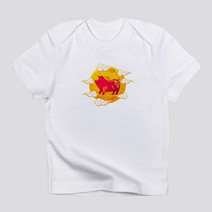 Chinese New Year 2019 Year of the Pig Desi T-Shirt