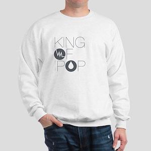 """""""King of Pop"""" Sweatshirt"""