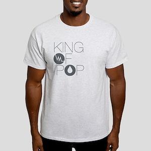 """""""King of Pop"""" Light T-Shirt"""