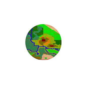 WarzoneFive Mini map button.
