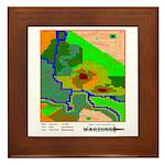 WarzoneFive Framed Tile