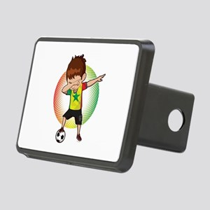 Football Dab Senegal Seneg Rectangular Hitch Cover