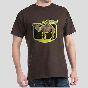 TIE YOUR CAMEL Dark T-Shirt