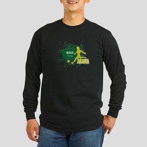Football Worldcup Saudi Arabia Long Sleeve T-Shirt