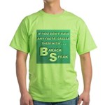 Dazzle BS Green T-Shirt