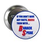 "Dazzle BS 2.25"" Button (100 pack)"