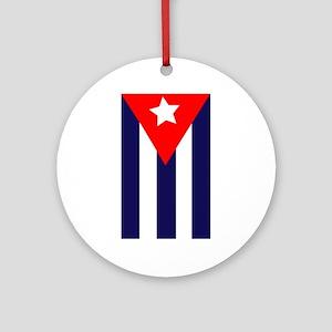 CUBA Ornament (Round)