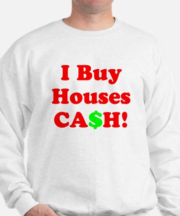IBuyHouses Jumper (Front & Back Graphic)