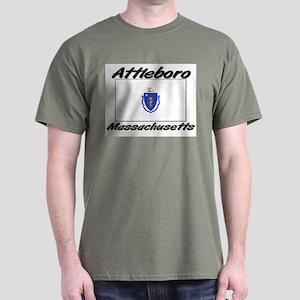 Attleboro Massachusetts Dark T-Shirt