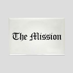 The Mission (light version) Rectangle Magnet