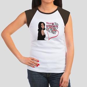 Goddess Chappell Women's Cap Sleeve T-Shirt