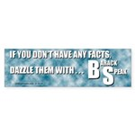 Dazzle BS (Bumper Sticker)
