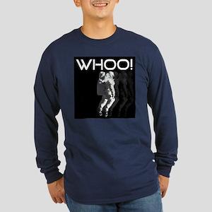 Moonwalker Long Sleeve Dark T-Shirt