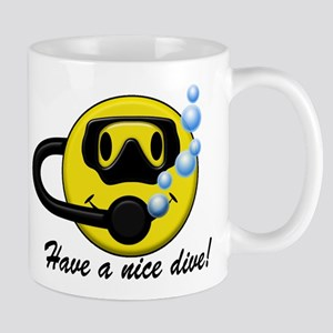 Have A Nice Dive Mug