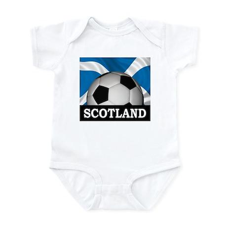 Football Scotland Infant Bodysuit