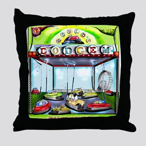 Gould's 14th Classic Event Throw Pillow