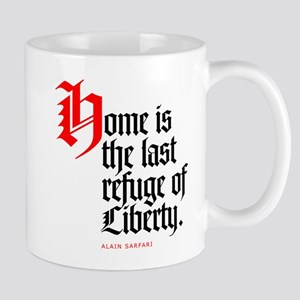 Last refuge Mug