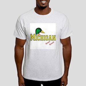 The Michigan duck Light T-Shirt