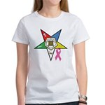 Teardrop OES BC Awareness Women's T-Shirt