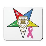 Teardrop OES BC Awareness Mousepad
