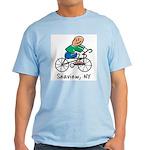 Seaview, N.Y. Light T-Shirt