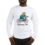Seaview, N.Y. Long Sleeve T-Shirt