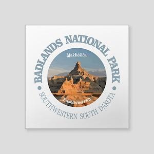 Badlands NP Sticker