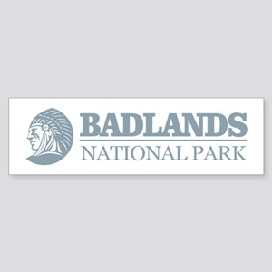 Badlands NP Bumper Sticker