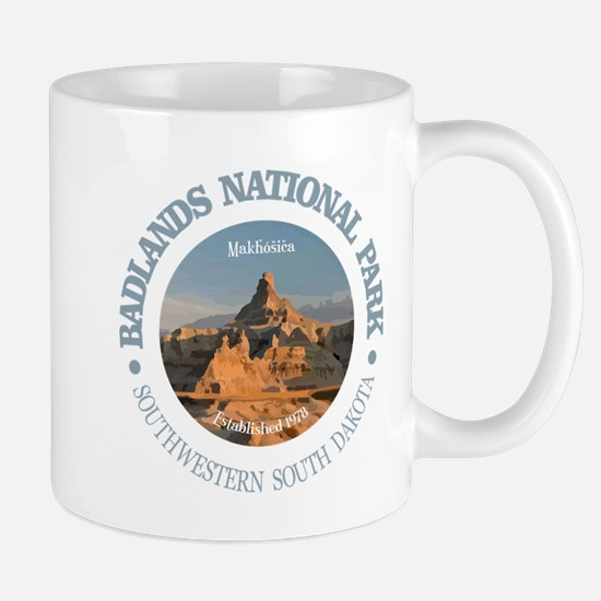 Badlands NP Mugs