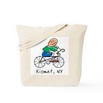 Kismet, N.Y. Tote Bag