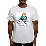 Kismet, N.Y. Light T-Shirt