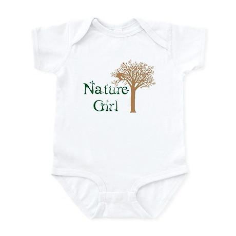 Nature Girl Butterfly Infant Bodysuit