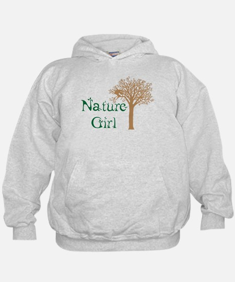 Nature Girl Butterfly Hoody