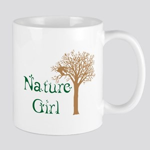 Nature Girl Butterfly Mug