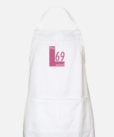 The L Word 69 BBQ Apron