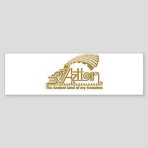 Aztlan Soul Bumper Sticker