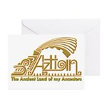 Aztlan Soul Greeting Cards (Pk of 10)