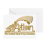 Aztlan Soul Greeting Cards (Pk of 10)