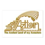Aztlan Soul Postcards (Package of 8)