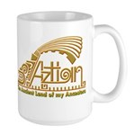 Aztlan Soul Large Mug