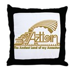Aztlan Soul Throw Pillow